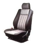 Karo-Sitz Grau